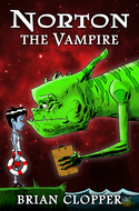 'Norton the Vampire' by Brian Clopper